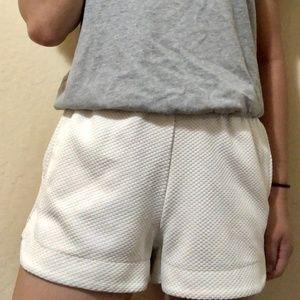White dolphin shorts